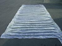 SIA Flexitanks specially designed steam heating pads