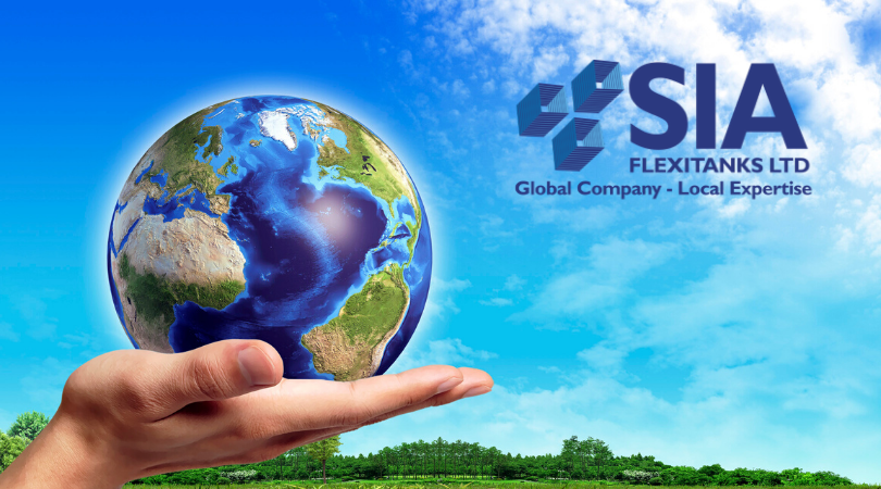 SIA Flexitanks Reducing Your Carbon Footprint