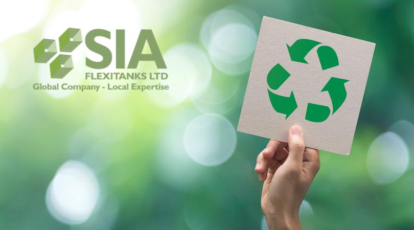SIA Flexitanks Reducing Your Carbon Footprint