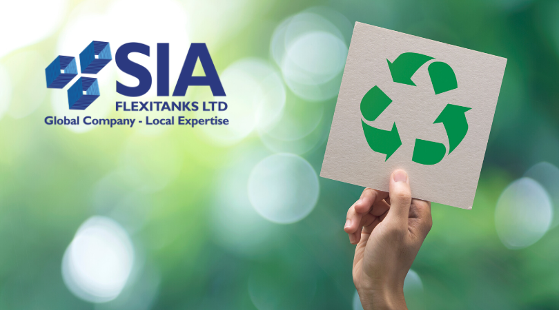 SIA Developing a Sustainable Flexitank Environment