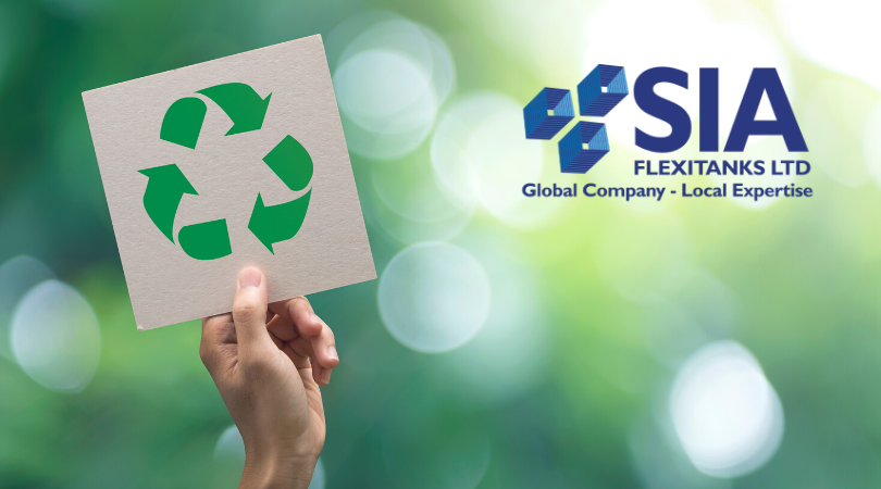 SIA Developing a Sustainable Flexitank Environment