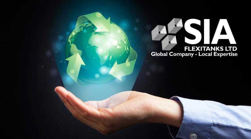 SIA Flexitanks Sustainability