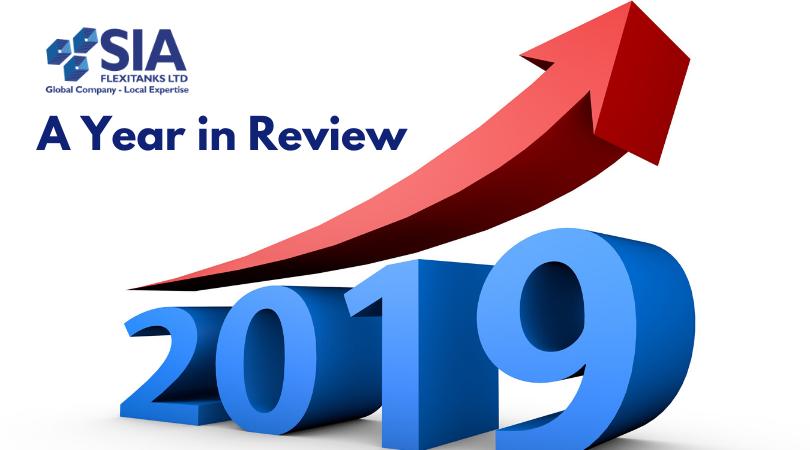 2019 A Year in Review SIA Flexitanks