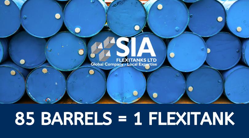 SIA 85 barrels