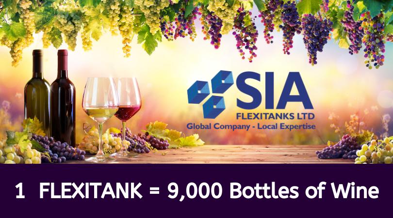 SIA bulk wine