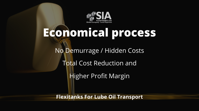 Copy of SIA Flexitanks For LUBE Oils Transport