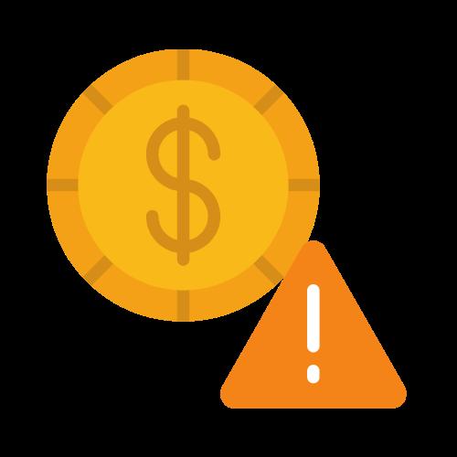lower financial risk