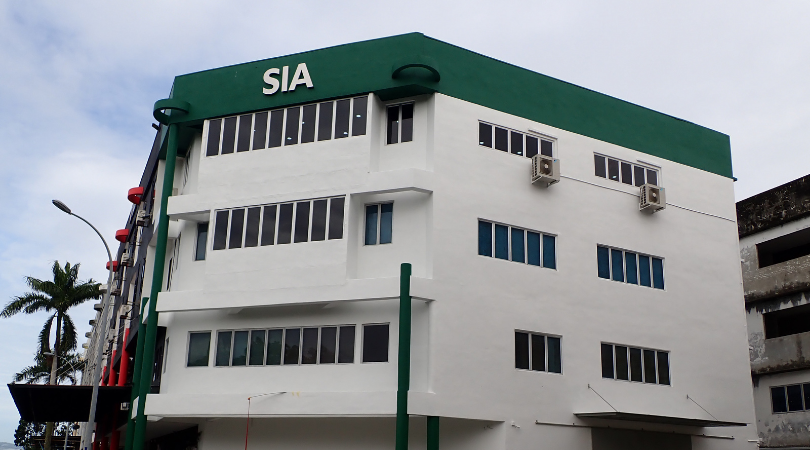 SIA new Penang Office Branch Malaysia