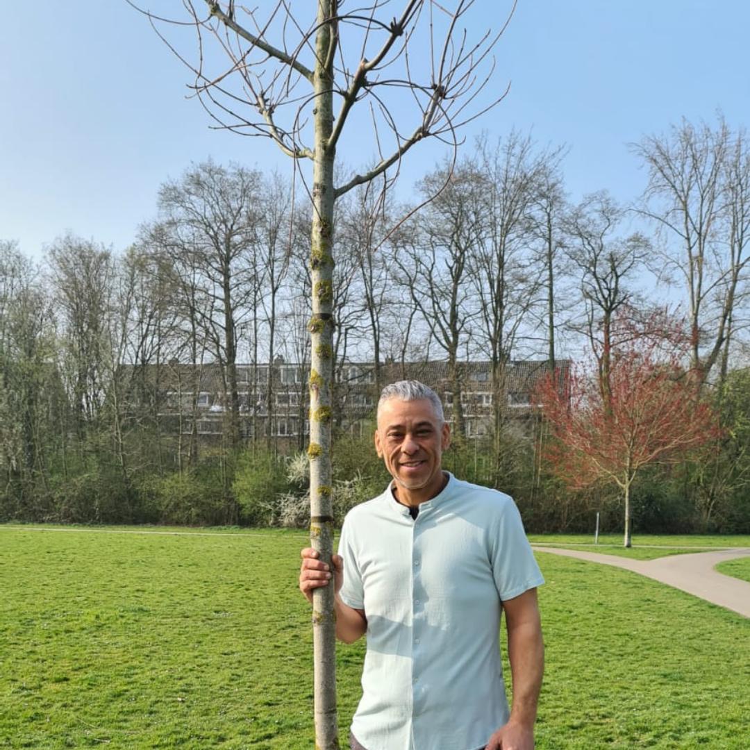 Robert, SIA Flexitanks Tree Planting