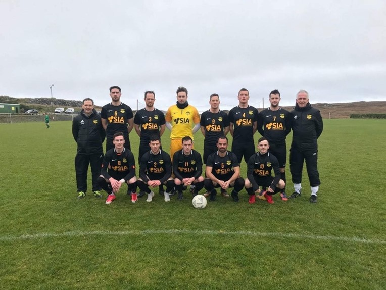 SIA SIA are proud to have been the main sponsor for Glengad FC for 10 years supporting the club to 4 consecutive premier league titles and numerous cups.