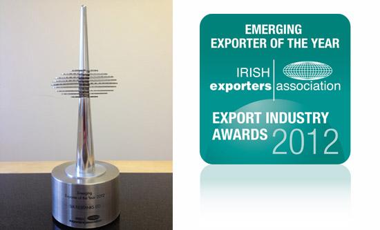 emerging exporter of the year SIA FLEXITANKS 2012